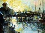 City Dock Sunrise, Naples