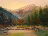 Last Light, Glacier Park