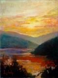 Pastels Lake CDA