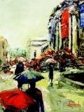 Rain & Rembrandt