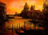 Twilight Venice